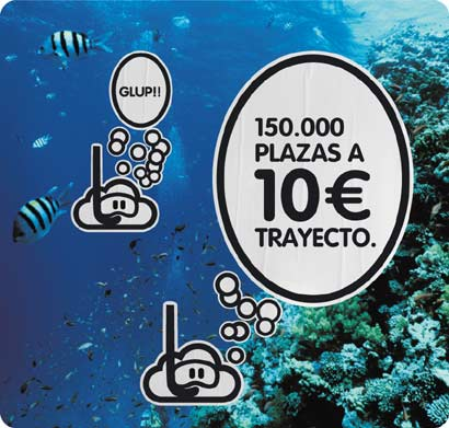 Vueling - 100.000 plazas a 10 euros