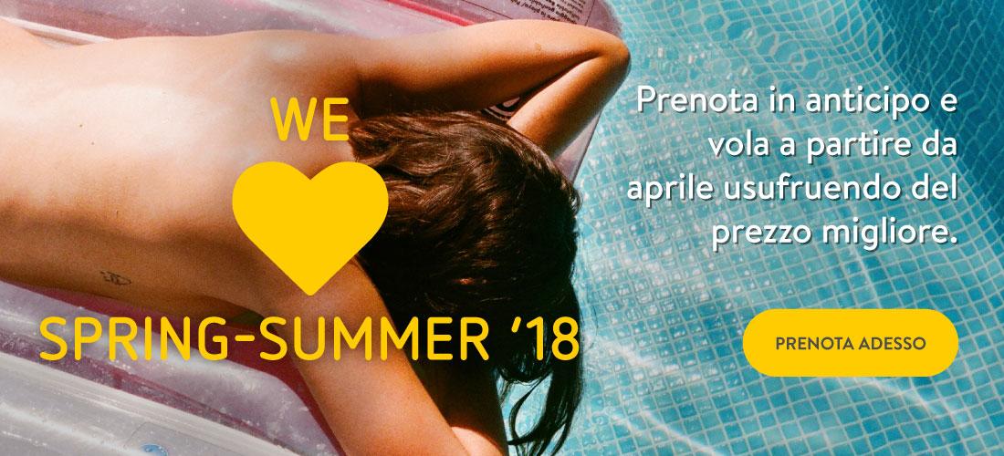 We ❤ Spring-summer '18